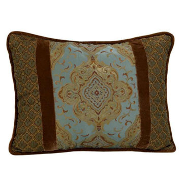 Picture of Bianca Medallion Rectangle Pillow