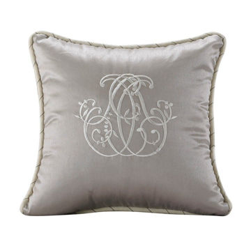 Picture of Kerrington Silk Embroidery Pillow