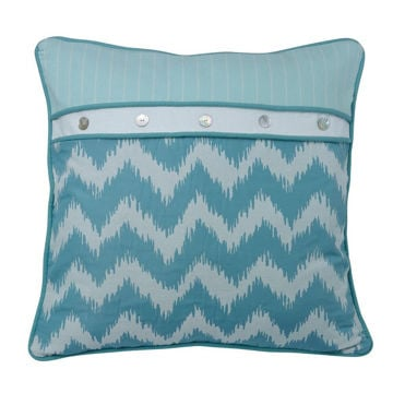 Picture of Chevron Striped Euro Sham