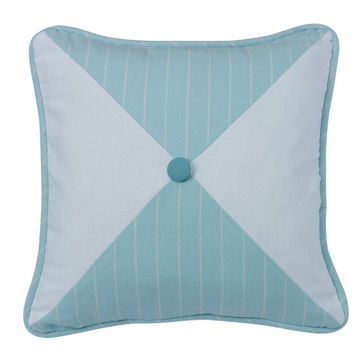 Picture of Chevron Striped Reversible Pillow