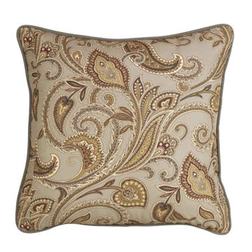 Picture of Piedmont Paisley Euro Sham