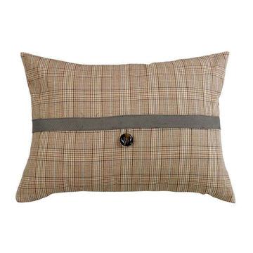 Picture of Piedmont Plaid Pillow