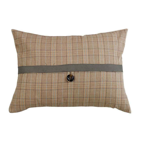 Picture of Piedmont Plaid Pillow
