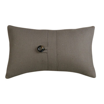 Picture of Piedmont Small Taupe Gray Pillow