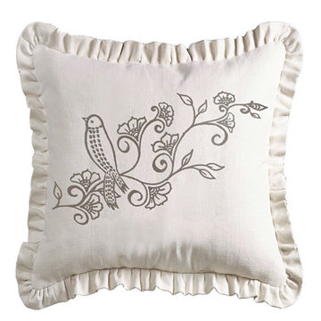 Picture of Gramercy Ruffle Pillow