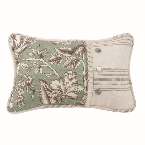 Picture of Gramercy Floral Pillow
