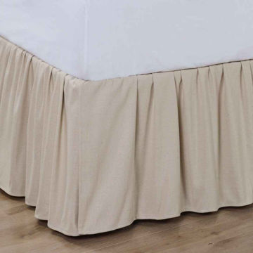 Picture of Charlotte Ruffled Bedskirt - King