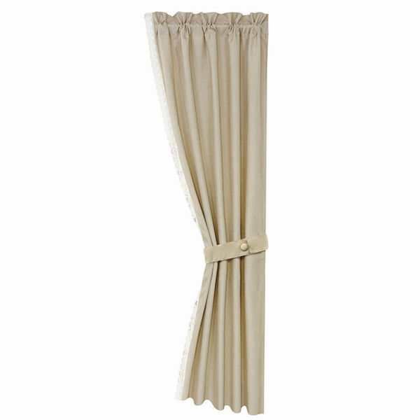 Picture of Charlotte Linen Curtain