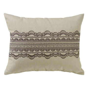 Picture of Charlotte Tan Burlap Pillow