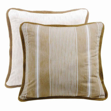 Picture of Newport Reversible Striped Euro Sham
