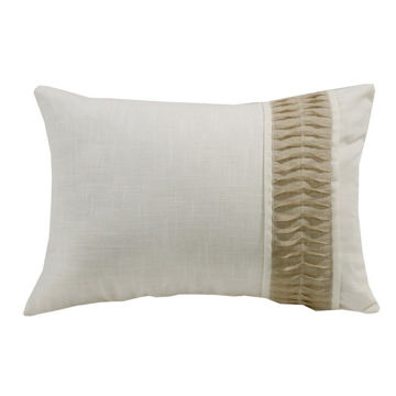 Picture of Newport White Linen Pillow