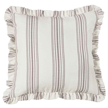 Picture of Prescott Striped Euro Sham