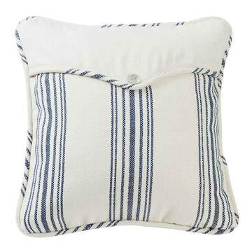 Picture of Prescott Linen Envelope Pillow - Navy