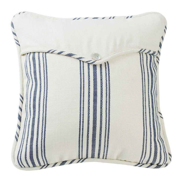 Picture of Prescott Linen Envelope Pillow - Navy