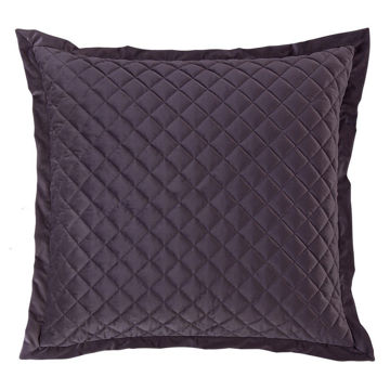 Picture of Velvet Diamond Euro Sham - Amethyst