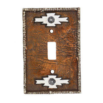 Picture of Navajor Single Switchplate