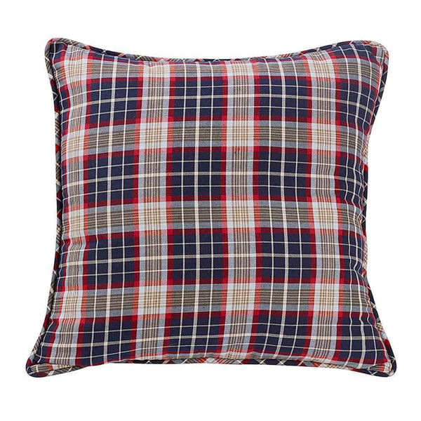 Picture of South Haven Plaid Euro Sham