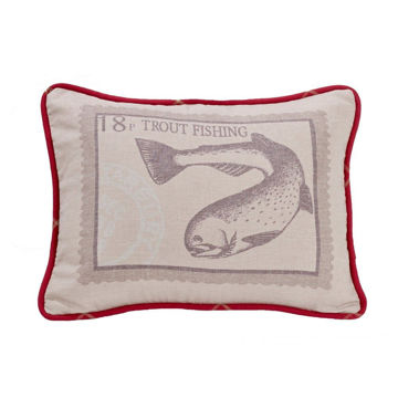 Picture of Trout Pillow