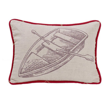 Picture of Rowboat Pillow