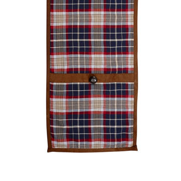 Picture of South Haven Plaid Runner