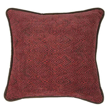 Picture of Wilderness Chenille Pillow