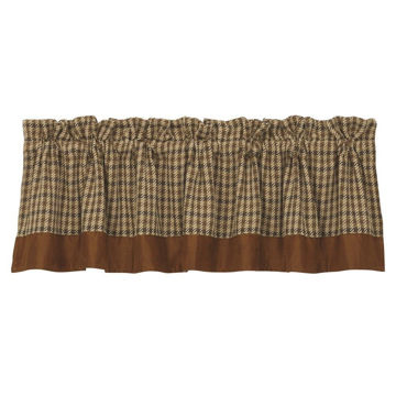 Picture of Crestwood Houndstooth Valance