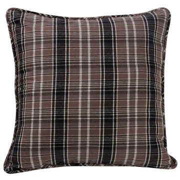 Picture of Whistler Plaid Euro Sham