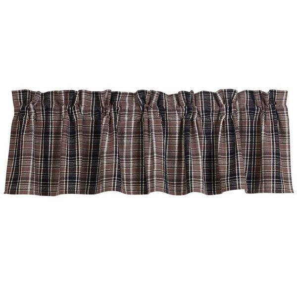 Picture of Whistler Plaid Valance