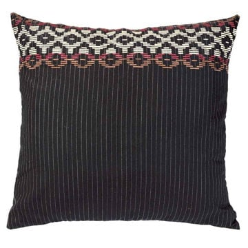 Picture of Bayfield Embroidered Pinstripe Euro Sham