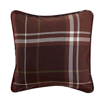 Picture of Jackson plaid Euro Sham