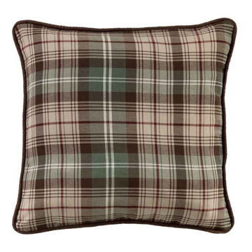 Picture of Huntsman Plaid Pillow