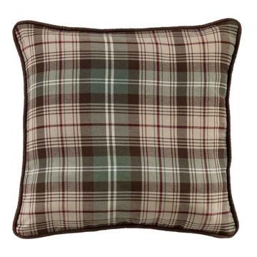 Picture of Huntsman Plaid Pillow