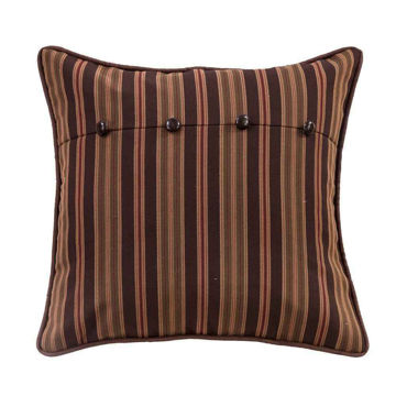 Picture of Forest Pine Stripe Euro Sham