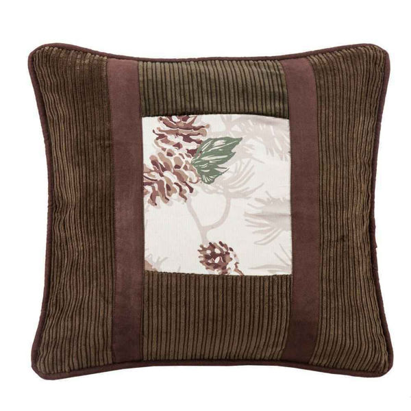 Picture of Pinecone Pillow