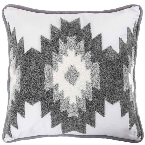 Picture of Free Spirit Crewel Pillow