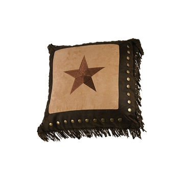 Picture of Embroidery Star Pillow