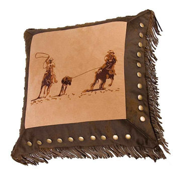 Picture of Team Roper Pillow