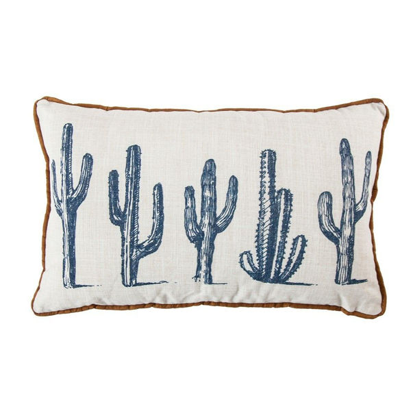 Picture of Cactus Linen Pillow