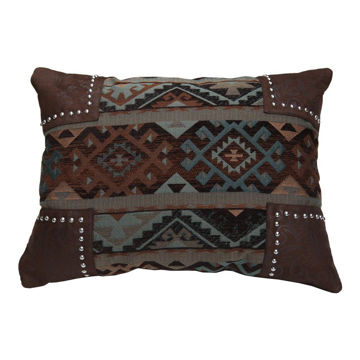 Picture of Del Rio Navajo Scalloped Chenille Pillow