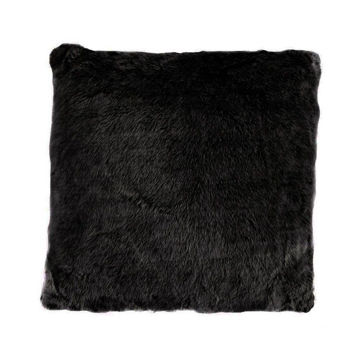 Picture of Arctic Bear Oversized Pillow - Black