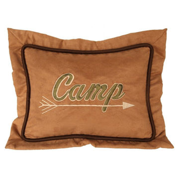 Picture of Lodge Pillow - Camp