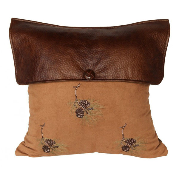 Picture of Lodge Pillow - Pinecone