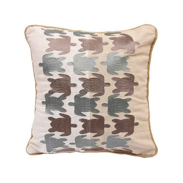 Picture of Turtle Linen Pillow