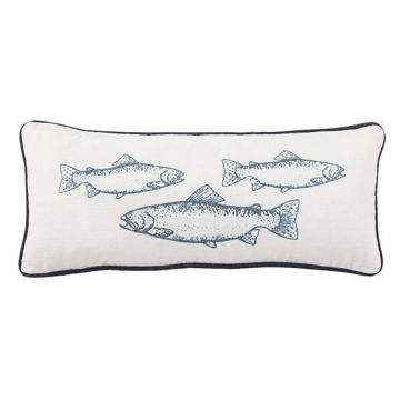 Picture of Trout School Pillow