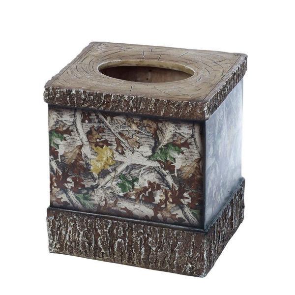 Picture of Camo Tissue Box
