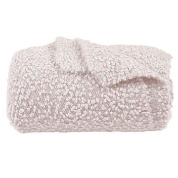 Picture of Pebble Creek Throw - Blush