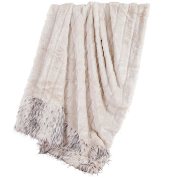 Picture of Snow Leopard Oversized Throw