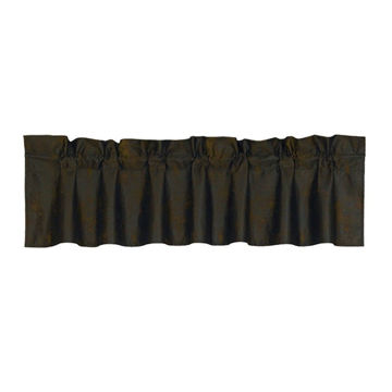 Picture of Suede Valance