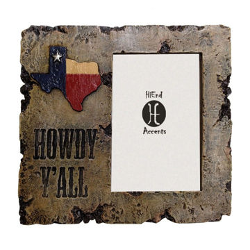 Picture of Howdy Y'all Frame