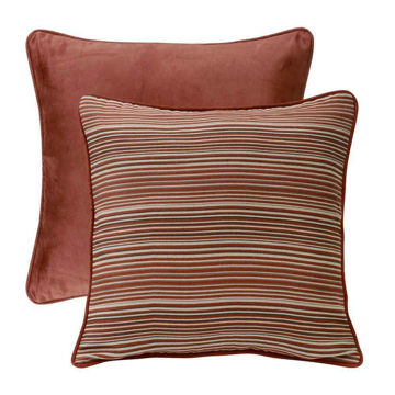 Picture of Silverado Stripe Euro Sham